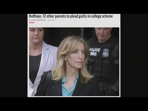 "Angela Bassett and Patricia Arquette say their ""Otherhood"" co-star Felicity Huffman is ""very remorseful"" after pleading guilty in May to participating in a nationwide college admissions bribery scheme. (July 20)"