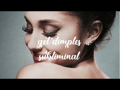 get dimples subliminal (with booster)
