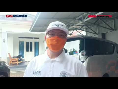 Ucapan HUT RMOLBengkulu yang ke 5 dari Rohidin Mersyah Gubernur Bengkulu