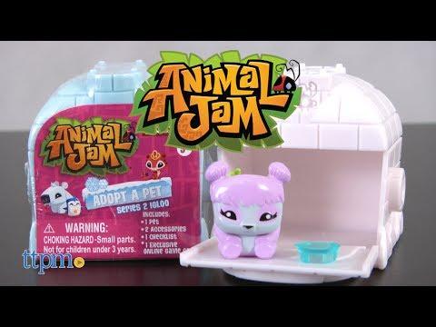 Animal Jam Adopt A Pet Series 2 Igloos From Jazwares