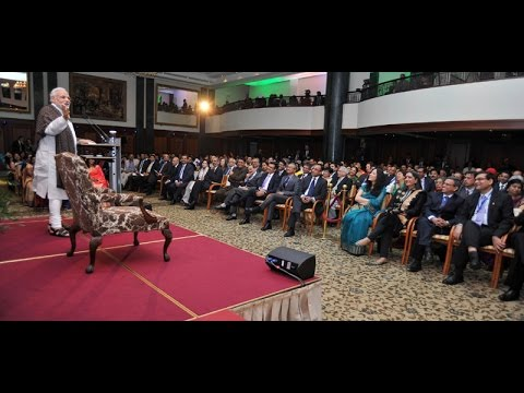 PM Modi addresses at Community reception in Berlin, Germany