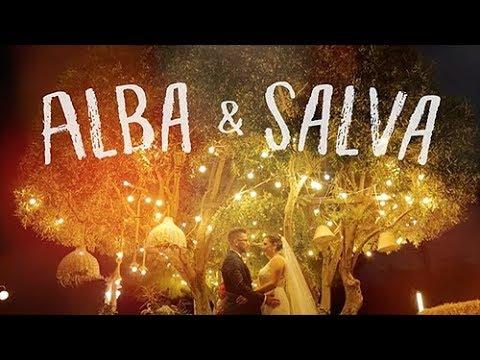 Teaser Alba y Salva