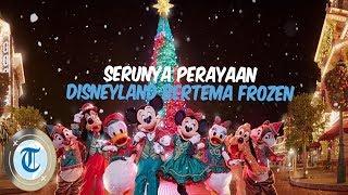 5 Hal Seru saat Liburan Natal di Hong Kong Disneyland, Ada Perayaan Bertema Frozen 2