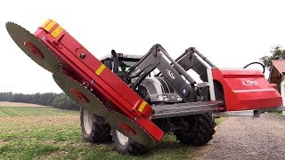6 Most Satisfying Modern Forestry Machines and Technology Tools That Are At Another Level ▶9