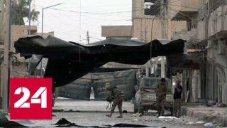 Американский журналист из Сирии: ни один житель Думы не подтвердил версию химатаки - Россия 24