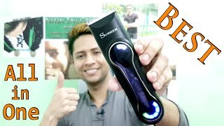 Surker Hair clipper unboxing review & test | best hair clippers | best cordless haircut clippers