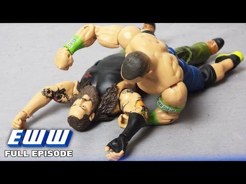 WWE EWW Full Episode, February 11, 2017