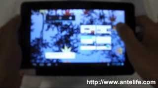 ICOO D70WD70GT Ultimate Android 4 0 3 Tablet PC HD Screen 7 Inch 8GB Black AntElife com