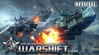 WARSHIFT video
