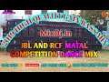 jbl box competition music | Rcf Competition Dj mix | 2019 Hard Bass Competition dj mix | MixDj In