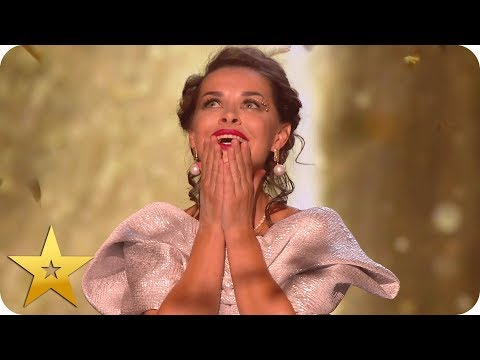 Every Glorious Golden Buzzer from BGT: The Champions