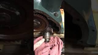 Model A Crankshaft Pulley Removal