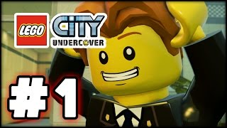 LEGO City Undercover - Part 1 - Welcome to Lego City! (HD Gameplay Walkthrough)