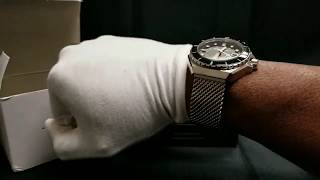 Spinnaker Dumas Dive Watch Unboxing Review