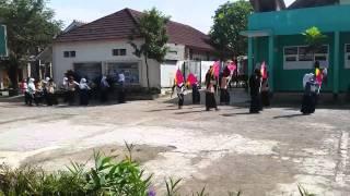 Drumband SMP PGRI Cisaat Sukabumi