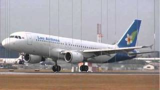 Lao Airlines  Sideshow.wmv