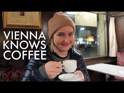 Vienna Austria KNOWS How To Do Coffee