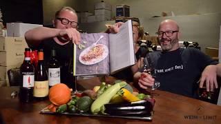 Wein & Gemüse - Besuch aus Kölle Teil 2