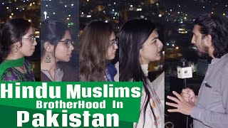 How Muslim Youth Think about Hindu Minority Living in Pakistan