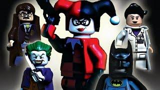 Lego Batman - Šílená Láska