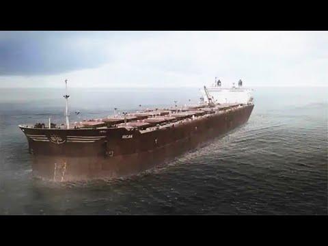 硬汉8年成功越狱15座顶级监狱,可这次的监狱却是一艘300多米长的大船!