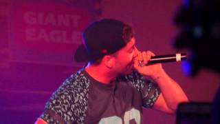 Mike Stud - Leave The Night On Remix (Live)