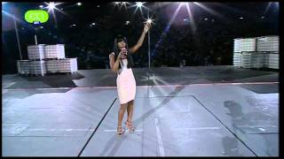 Heather Small - Proud (Athens Special Olympics Closing Ceremony)