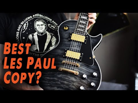 Grote Les Paul Copy (Better than a CHIBSON!) – Demo / Review