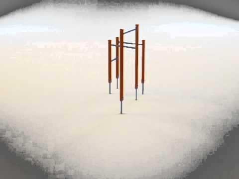 Панора вращения комплекса