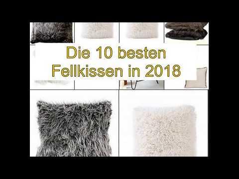 Die 10 besten Fellkissen in 2018