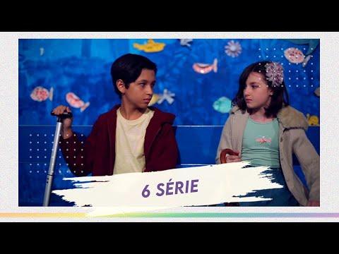 6ª Série - Curta-Metragem Infantojuvenil (Caderninho de Respostas)