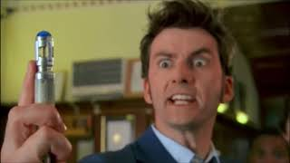 David Tennant As The Doctor In The Sarah Jane Adventures Part 1 - Highlights (1/2)