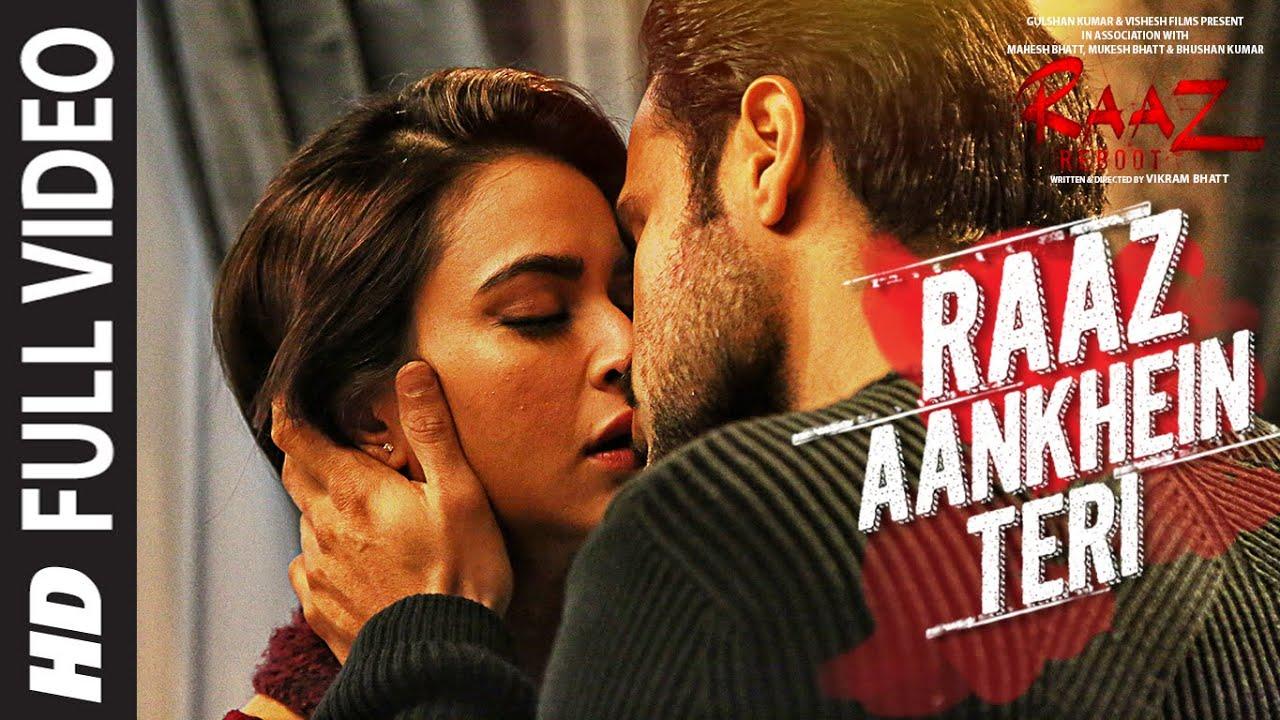 Raaz Aankhein Teri Lyrics English Hindi