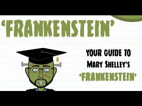 A conflict between nature and nurture in mary shelleys frankenstein