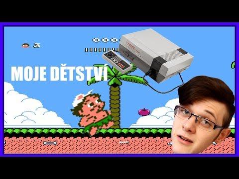 Moje Dětství... NES - Adventure Island 3