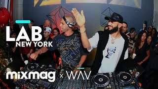 The Martinez Brothers - Live @ Mixmag Lab NYC 2018