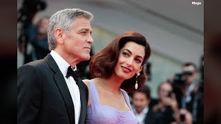 George and Amal Clooney Donate Half a Million Dollars to Student March Against Gun Violence