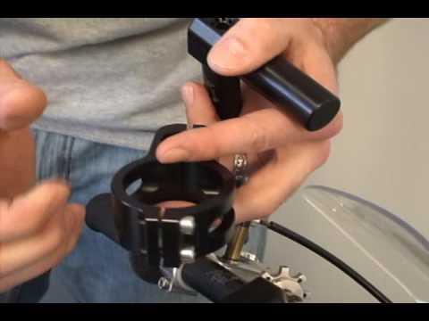 Apex Riser Clip Ons Review from SportbikeTrackGear.com