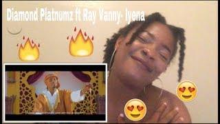 Diamond Platnumz Ft Ray Vanny  Iyena (Reaction) Video🇹🇿
