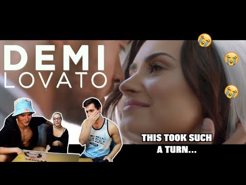 Demi Lovato - Tell Me You Love Me (REACTION)