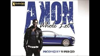 Akon feat. Migos – Whole Lot (Official New Music 2015)