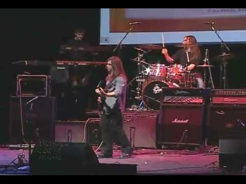 Joe Devenney Band Playing Berklee Performance Center Song Equinox