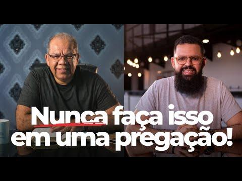 NUNCA FAÇA ISSO EM UMA PREGAÇÃO - Douglas e Josué Gonçalves