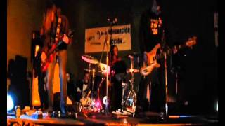 THE COLD SWEAT Five covers live in Azuqueca (23-3-2013)