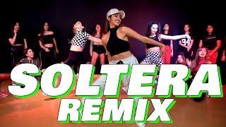 Soltera Remix   Lunay X Daddy Yankee X Bad Bunny | Choreography REGGAETON By Ivanna Salas