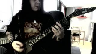 Children of Bodom - Shovel Knockout (guitar cover)