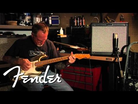 FENDER Blues Junior III Kytarové lampové kombo