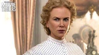New clips for Sofia Coppola's thriller THE BEGUILED with Nicole Kidman