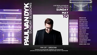 Paul van Dyk - Live @ Sunday Session #9 x Lux Partum by lighting.stream 2020