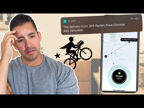 Two BIG PROBLEMS Driving For Postmates